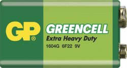 GP Greencell 6F22 9 V (GPGREENCELL6F22.jpg)