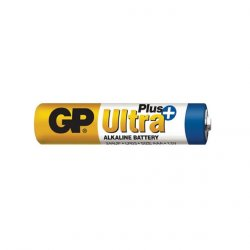 GP Ultra Plus LR03 (AAA) 4 ks (GPULTRAPLUSLR03.jpg)
