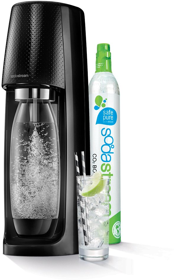 SodaStream Spirit Black