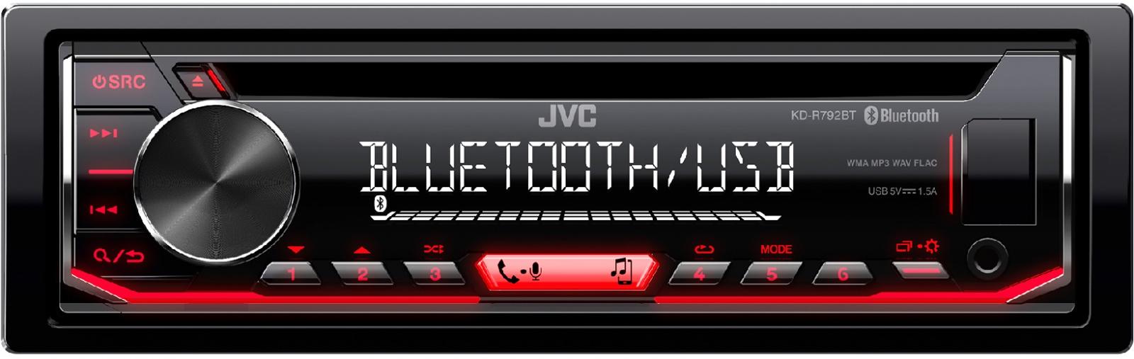 JVC KD-R792BT
