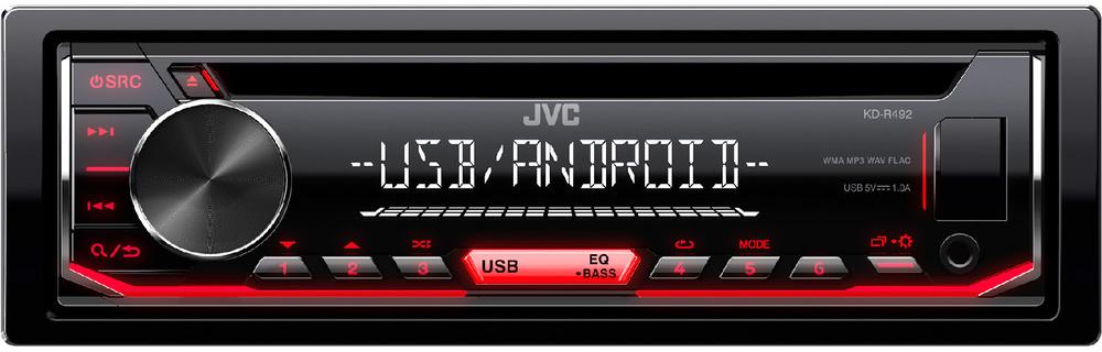 JVC KD-R492