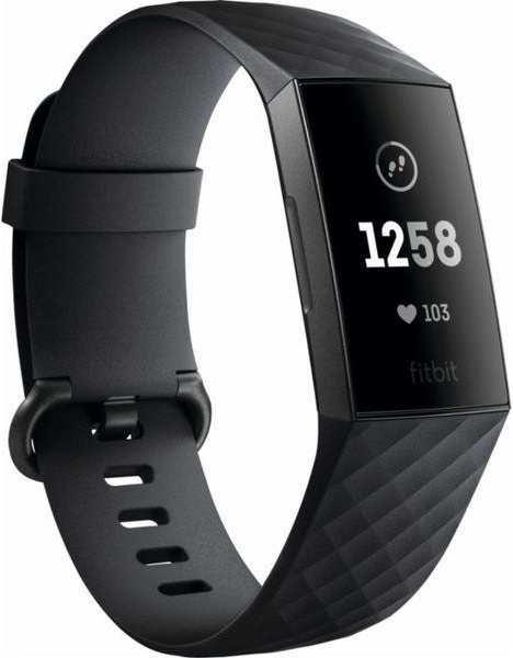 Fitbit Charge 3 - Black