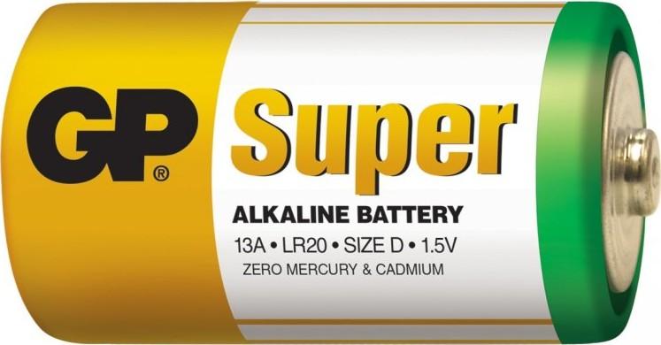 GP Super LR20 (D) 2 ks
