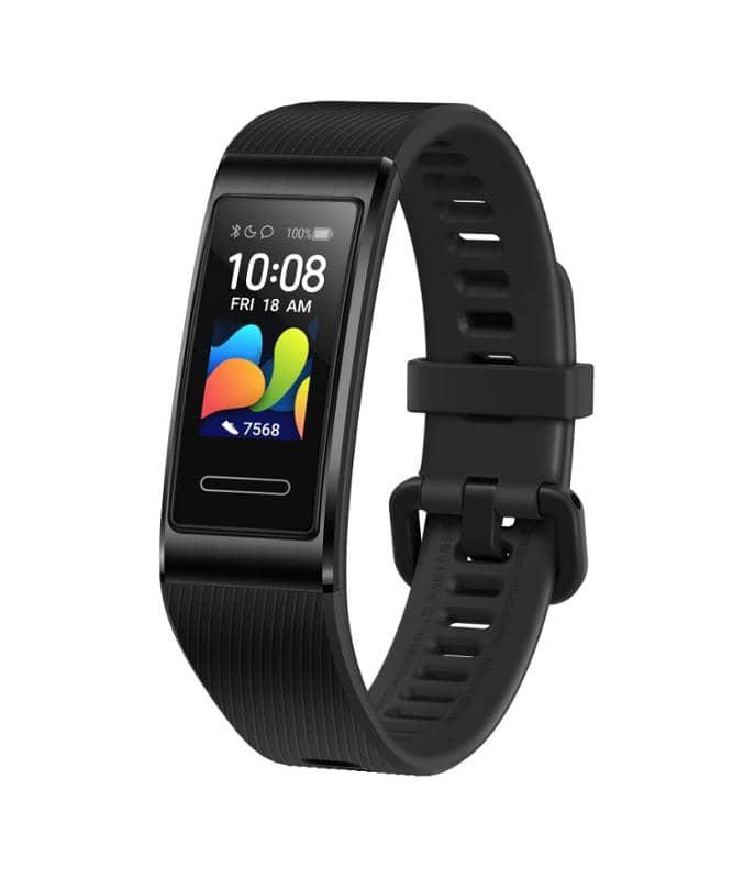 Fitness náramek Huawei Band 3 Pro černý