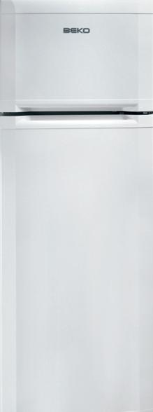 kombinovan chladni ka beko dsa 25020 po kozen obal. Black Bedroom Furniture Sets. Home Design Ideas