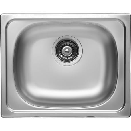 Sinks CLASSIC 500 V 0,6mm matný