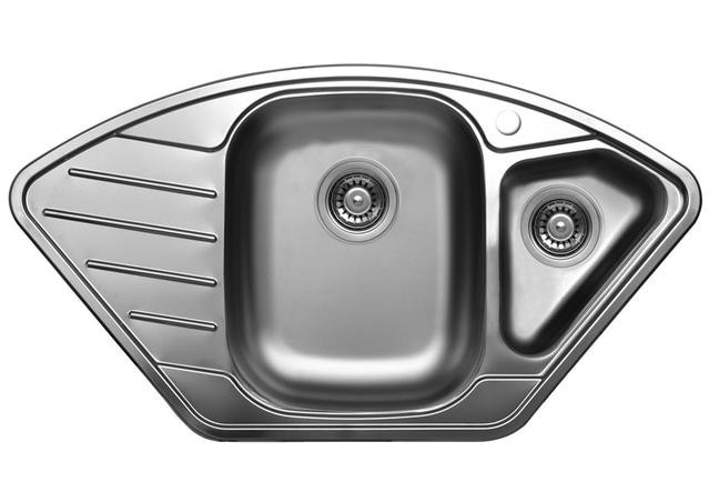 Sinks CUPID 191 0,8 mm leštěný