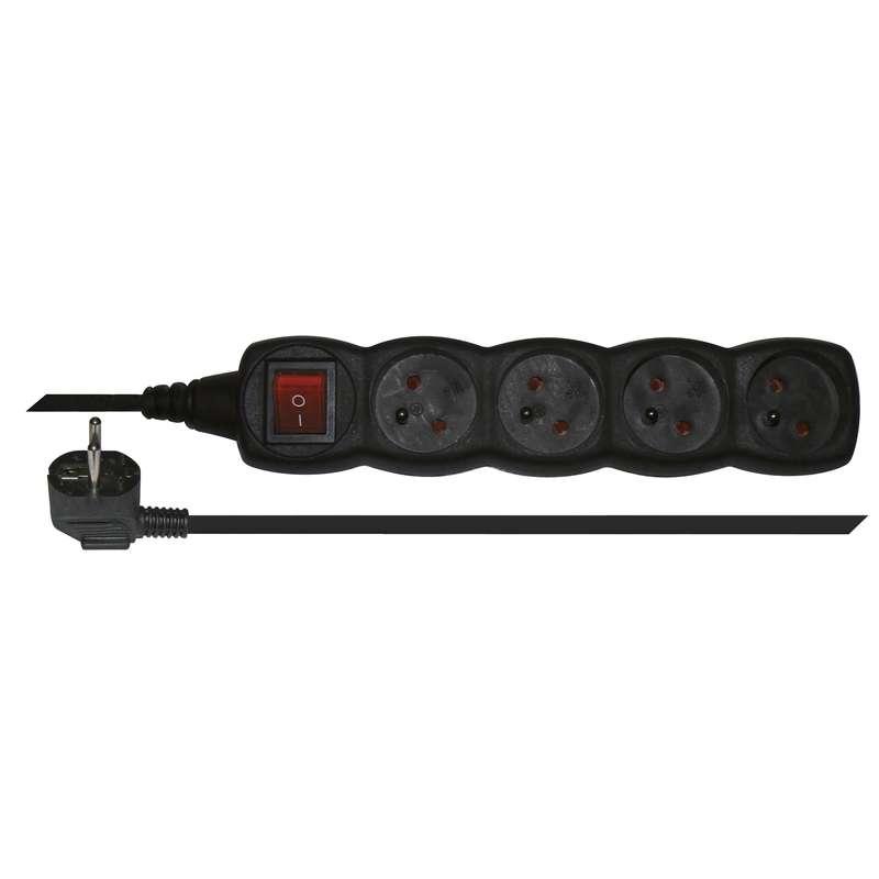 Emos Prodlužovací kabel s vypínačem 4 zásuvky 3m