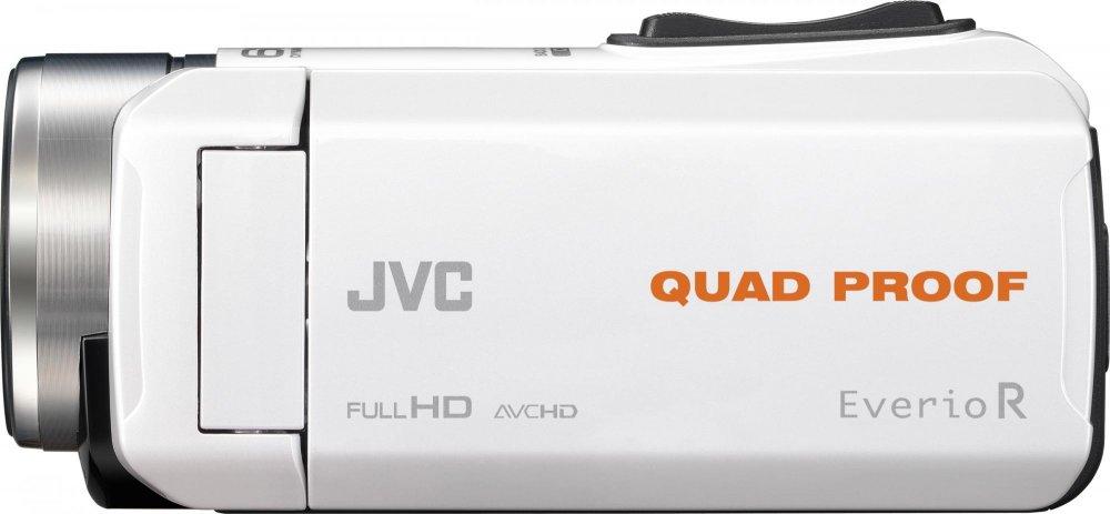 JVC GZ R435W